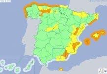 AEMET map