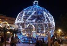 Fuengirola lights