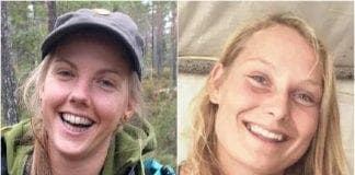TRAGIC: Louisa and Maren were both students who loved travelling