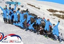 Learn the slopes with Sierra Nevada's dedicated English ski school
