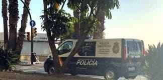 malaga death stab car
