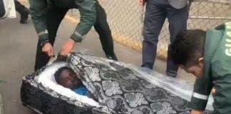 migrant mattress