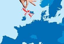 Europe without UK