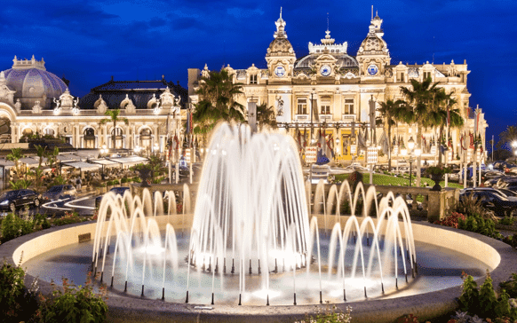 Spain's land-based casinos have some way to go to match the grandeur of the Monte Carlo Casino