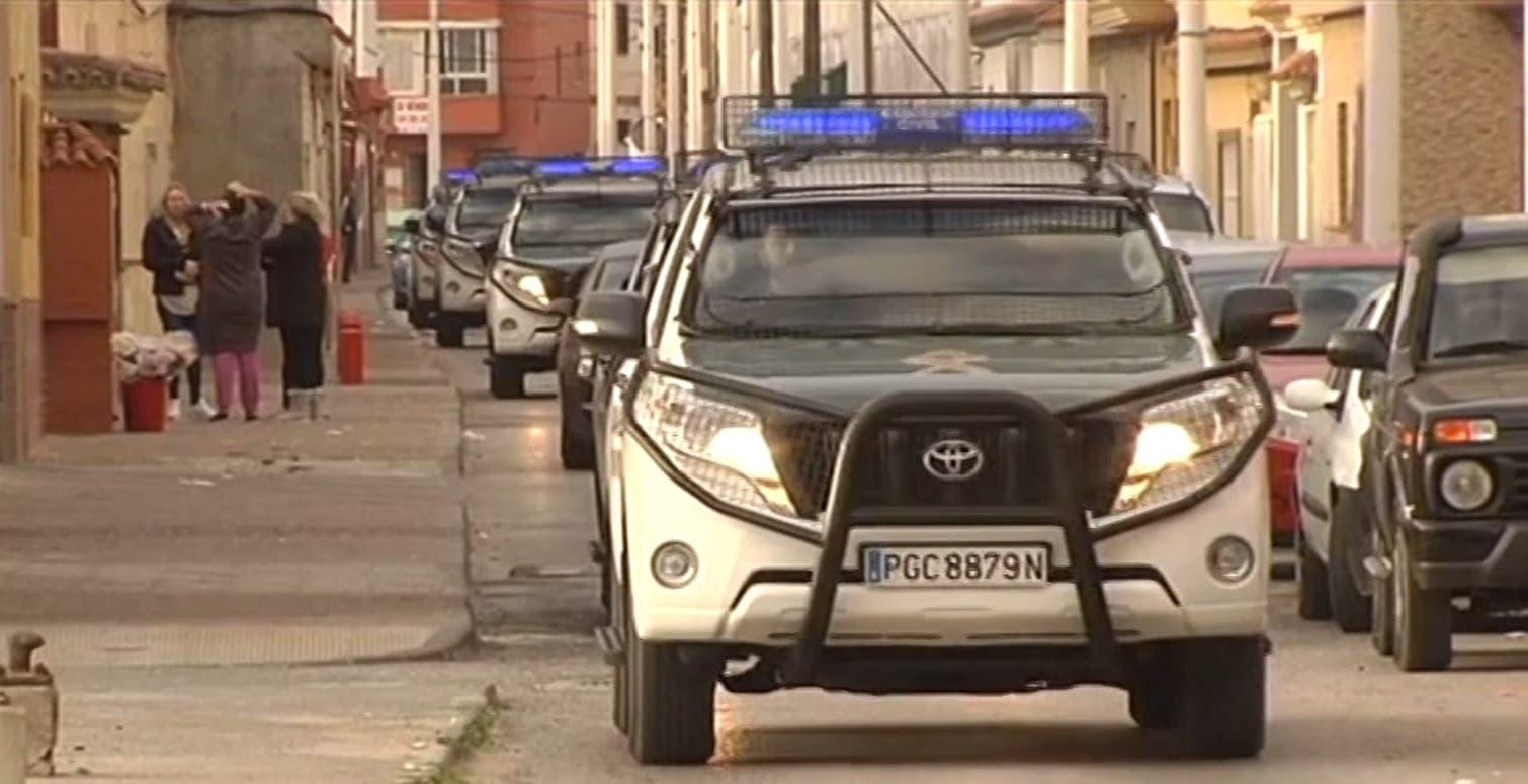 29 arrested in Spain as 500 police continue HUGE drug bust