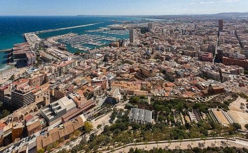 Alicante among spanish cities with cheapest rents olive - Cities with cheapest rent ...
