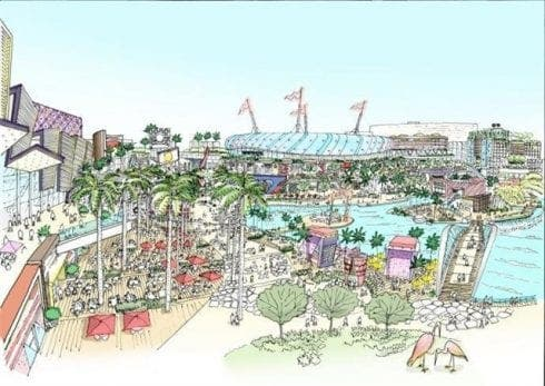 IN PICS: British project underway to bring 'largest leisure park in southern Europe' to Spain's Costa del Sol