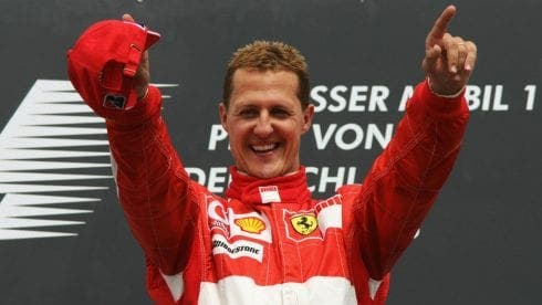 Michael Schumacher moved to villa in Spain's Mallorca purchased from Real Madrid chief Florentino Perez
