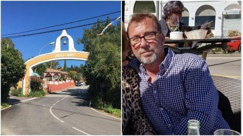 Rich Brit expat 'stabbed Spanish wife 11 times in jealous rage at their Estepona home' 2