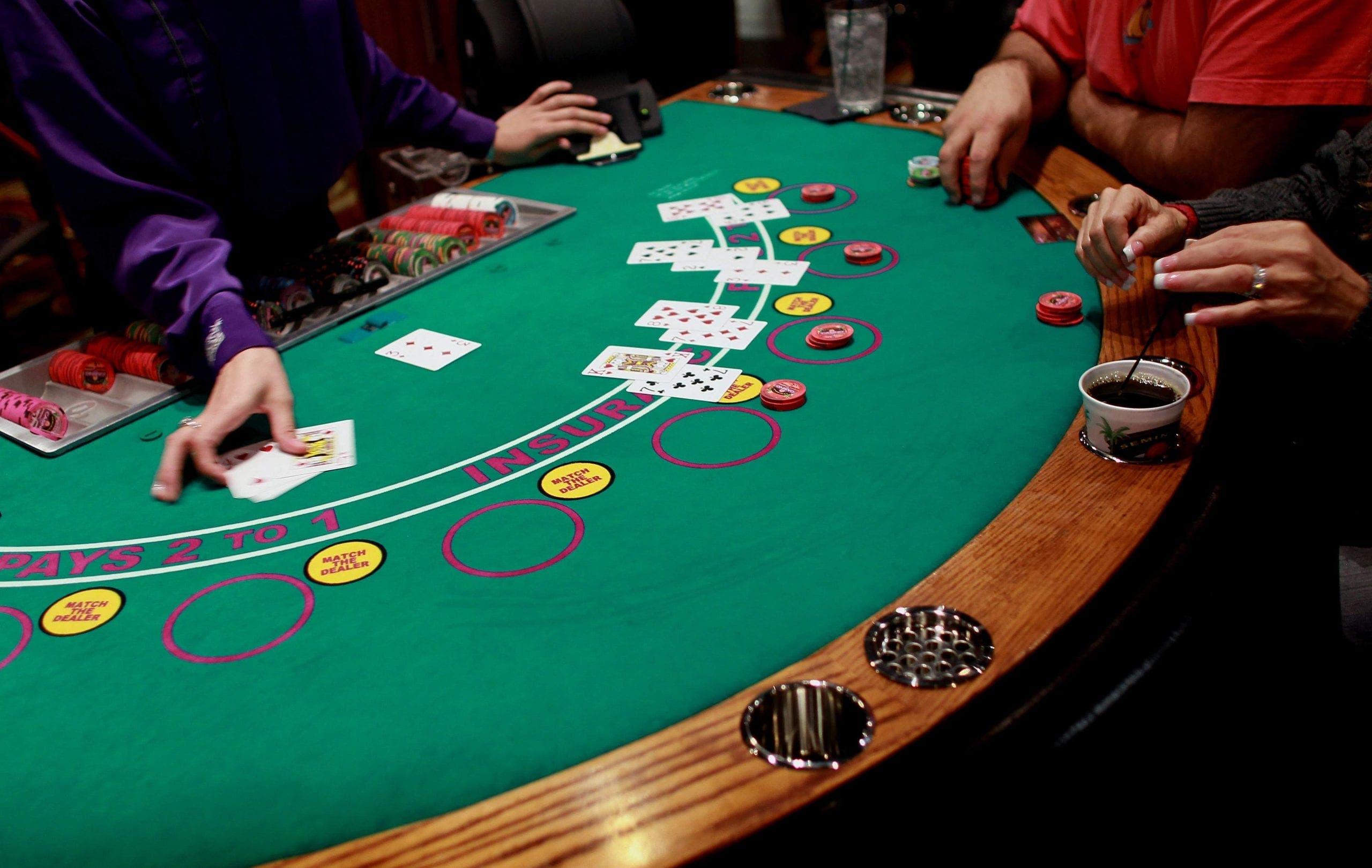 Video Blackjack Tips