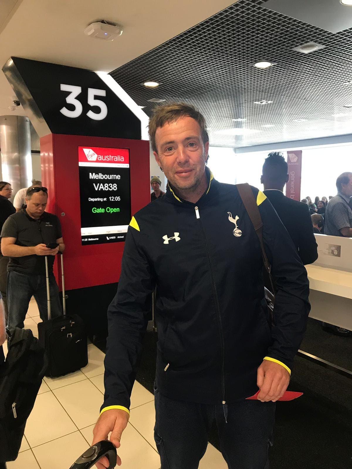 Tottenham fan's Champions League final journey from ...
