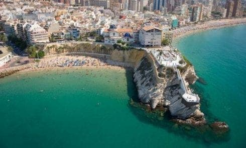 SEVEN people stung by Portuguese Man O'War as three beaches closed in Benidorm