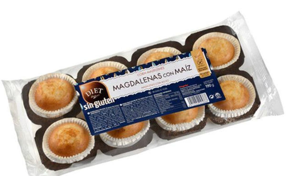 BLUFFING MUFFINS: WARNING as batches of 'fake gluten and dairy free'  magdalenas across Spain at risk of causing widespread allergic reactions -  Olive Press News Spain
