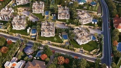 WATCH: Russian-backed 'Mansions of Banus' development part of €200 million portfolio penned for Marbella and Costa del Sol