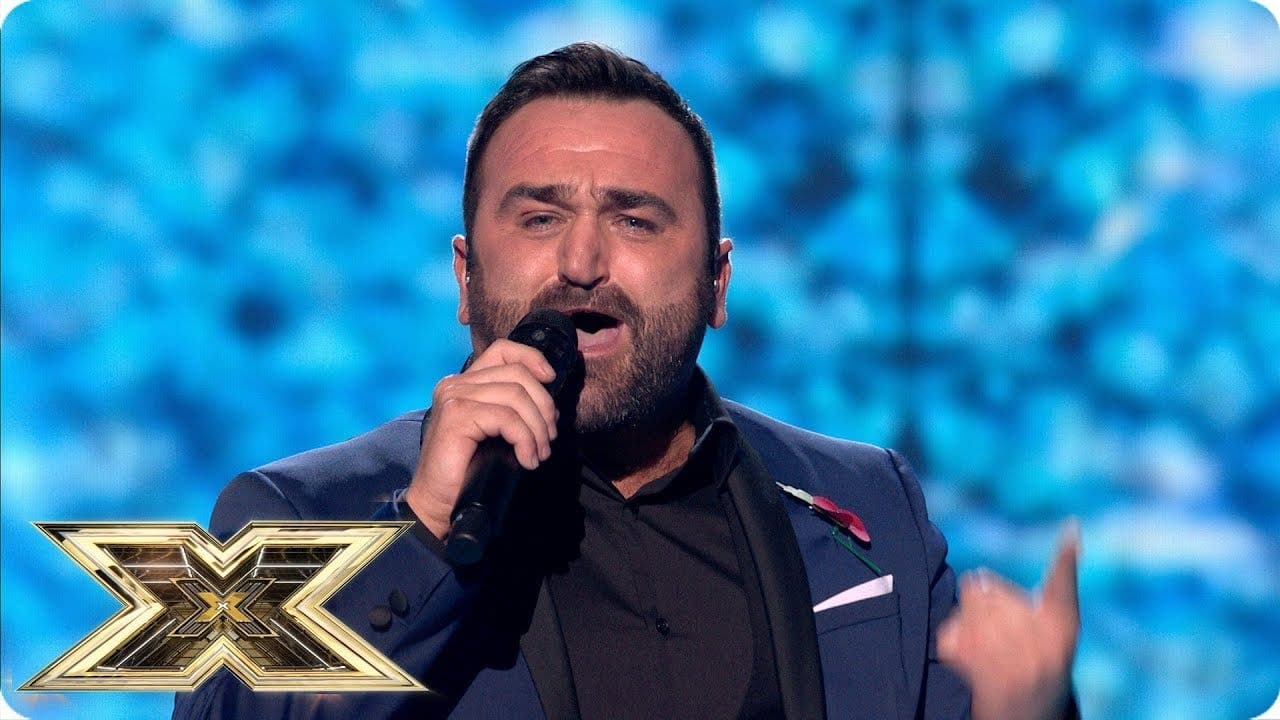 X Factor star Danny Tetley in Benidorm for shows to last all