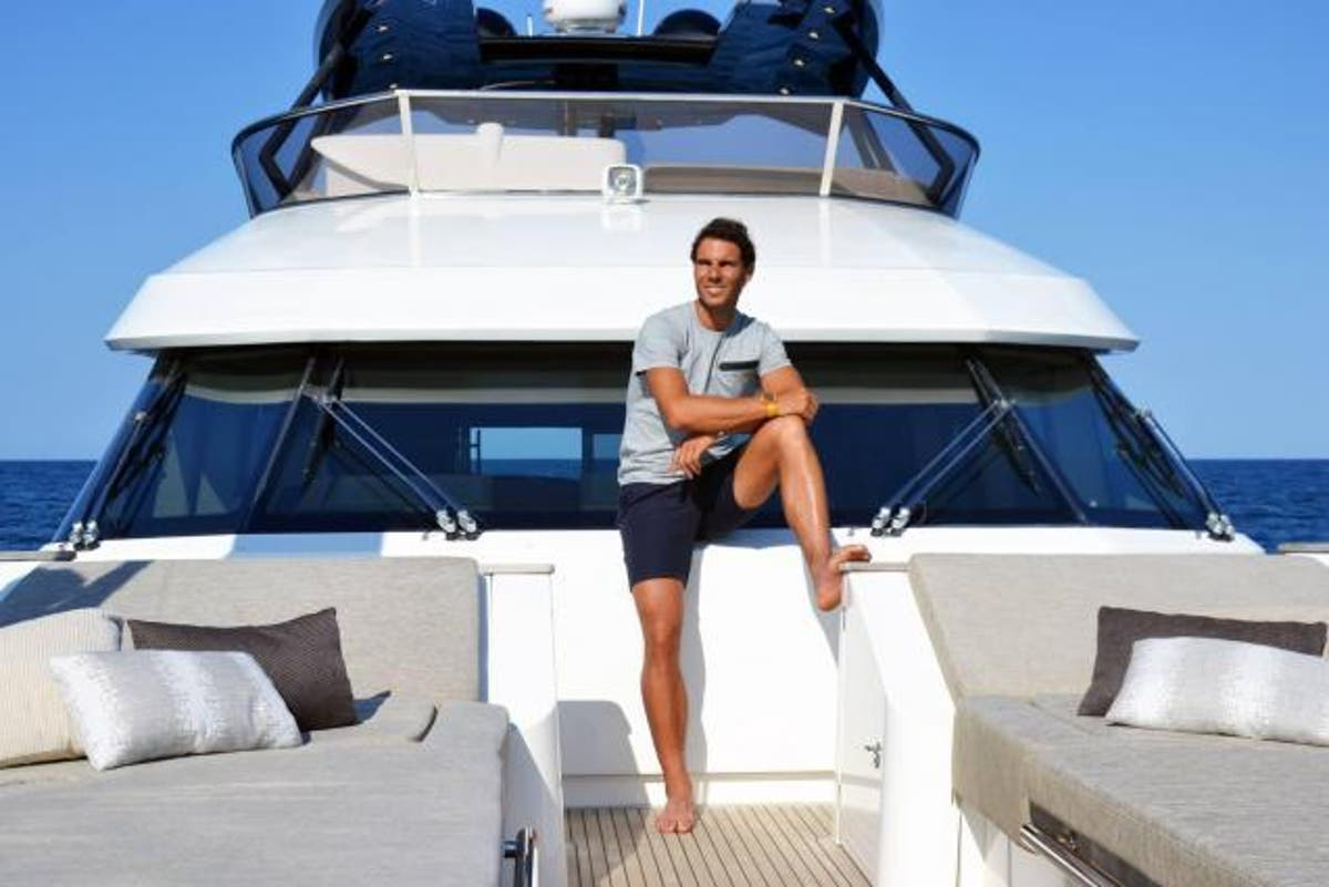 Goodbye Beethoven Rafa Nadal To Trade In His Luxury Yacht For A Catamaran Olive Press News Spain