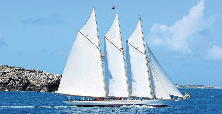 BIG SPENDER: Santander boss Emilio Botin among seagoers