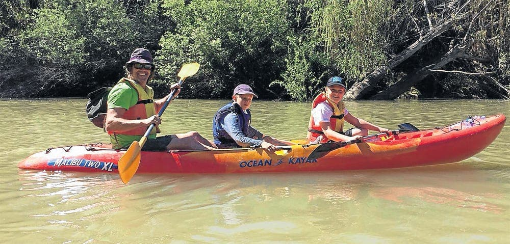 Arriving in Sotogrande style, take a trip down the Rio Guadiaro