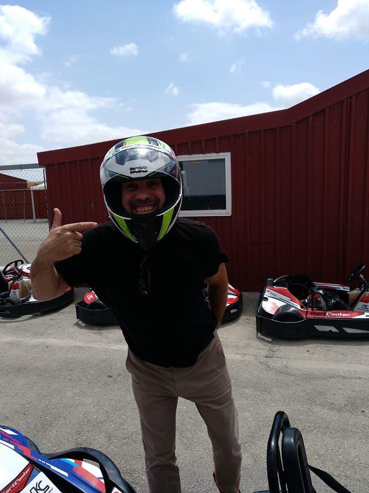Giles Karting