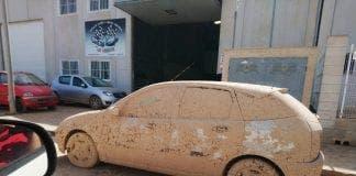 La Muddy Car