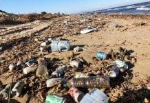 Beach Rubbish From Guardamar Prensa Oficina