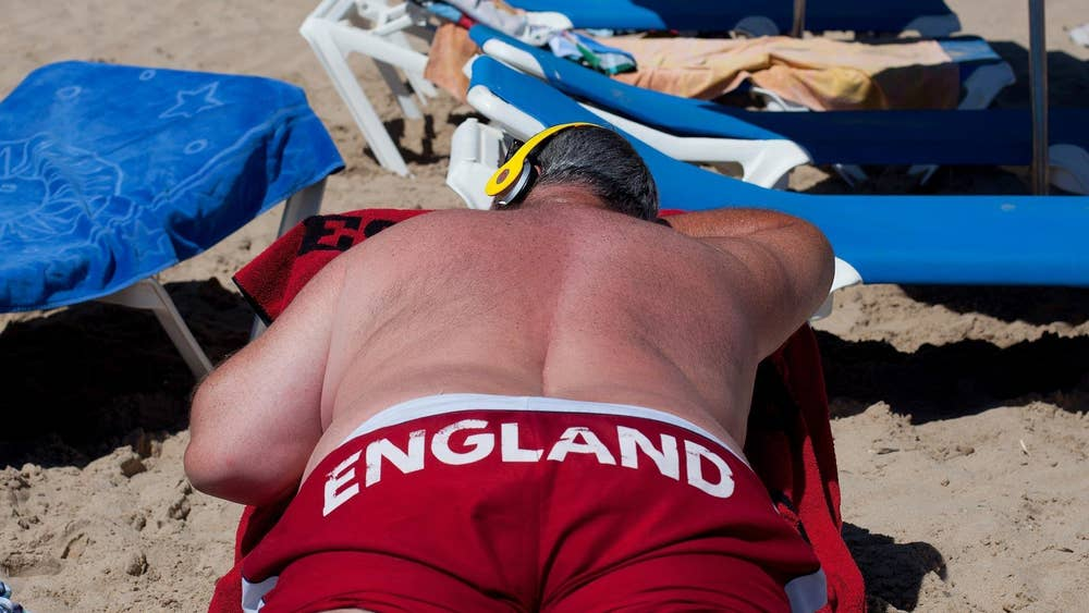 Brits rate themselves as worst-behaved country while abroad - Olive Press  News Spain