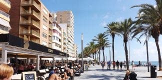 Torrevieja Sea Front