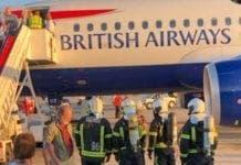 Anger Of British Airways Passengers As Flight From Gatwick To Malaga