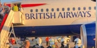 Anger Of British Airways Passengers As Flight From Gatwick To Malaga