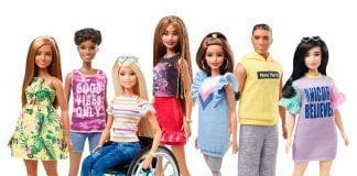 Belinda Barbie Gains A Wheelchair And Loses A Leg