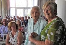 Betty Honoured