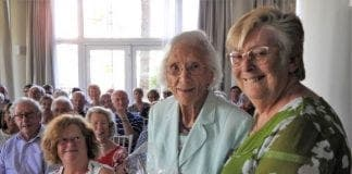 Betty Honoured