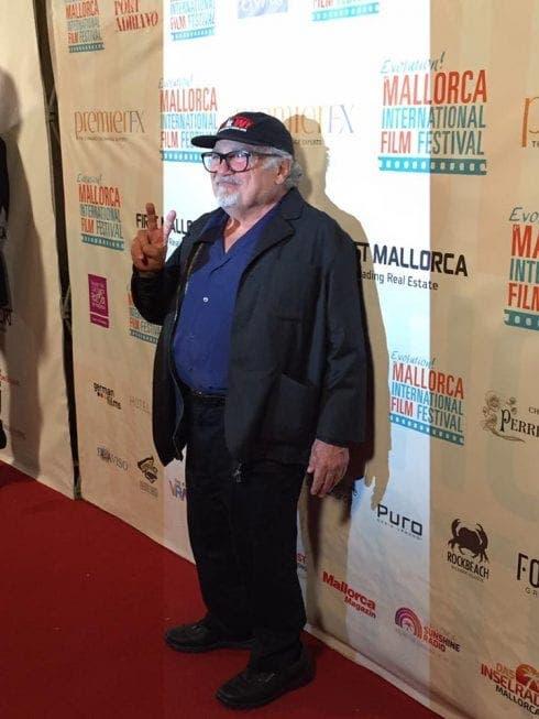 D Devito Mallorca Film Fest 2016