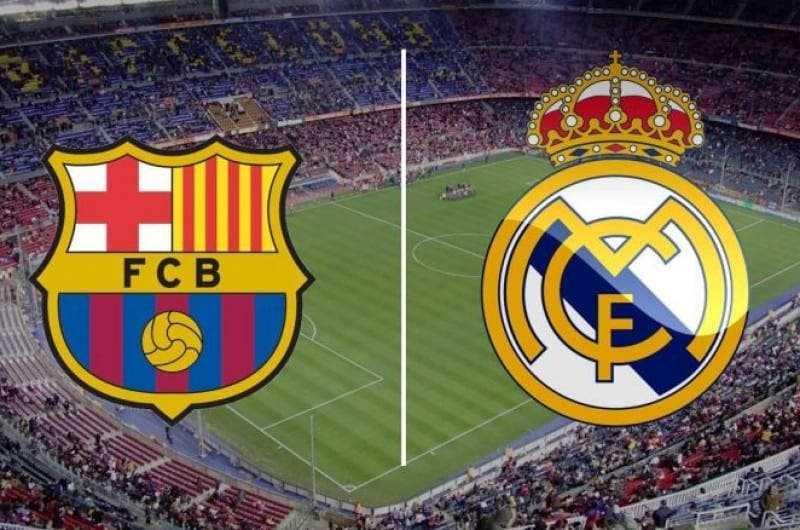 Fc Barselona Vs Real Madrid El Classico