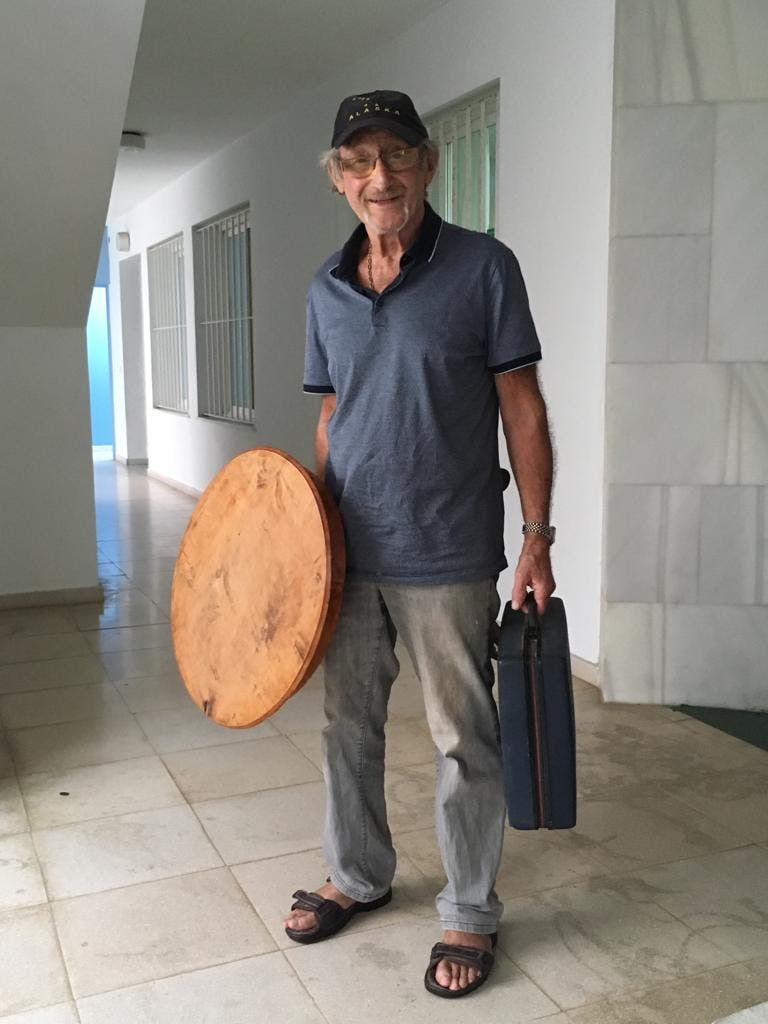 Gerry Carrying Table