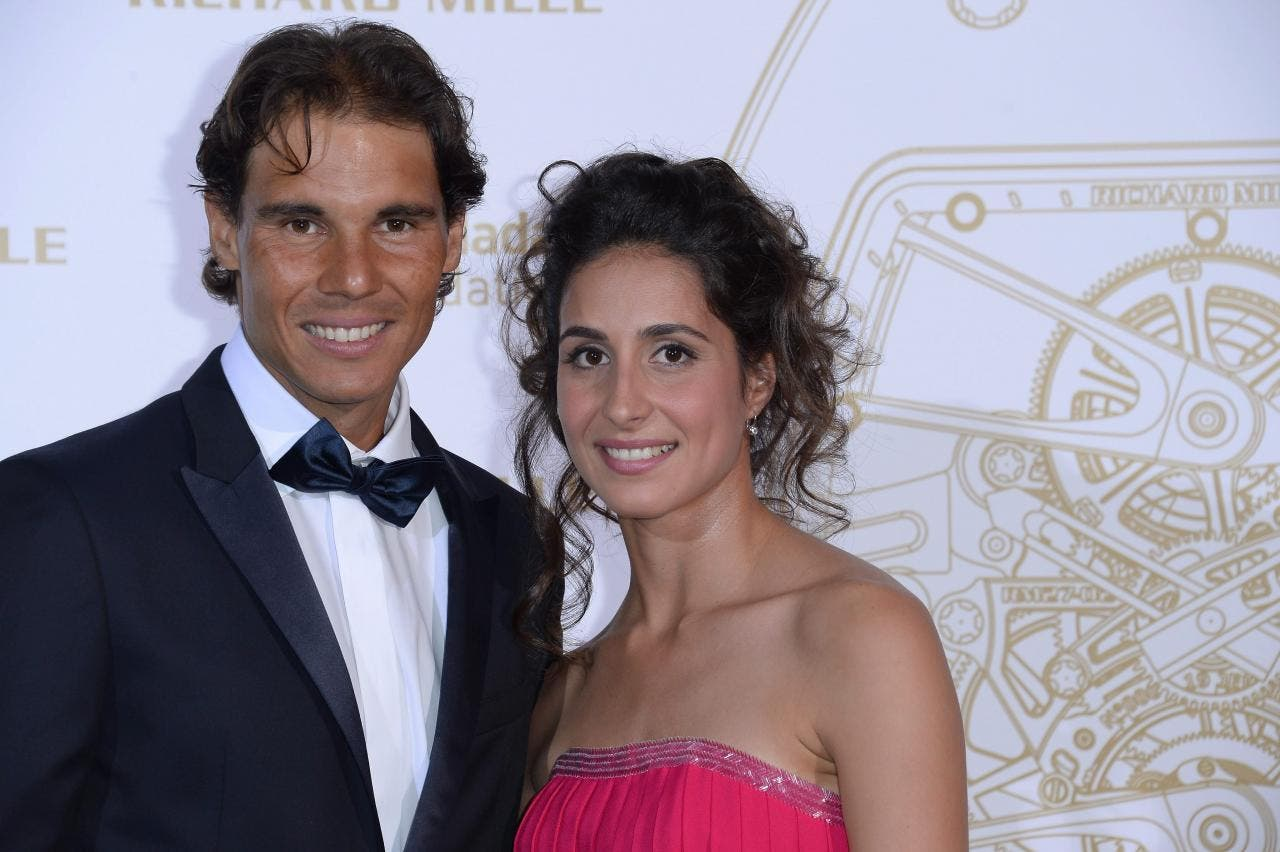 Nadal And Xisca