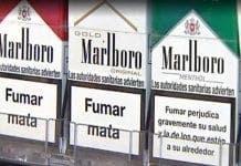 Salt Tobacco Warning
