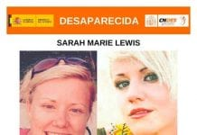 Sarah Marie Lewis Ibiza