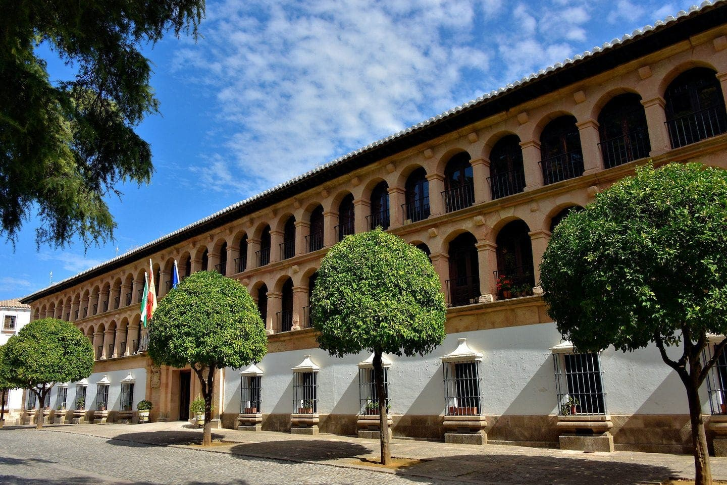 Spain Ronda The Town Hall 1440x961