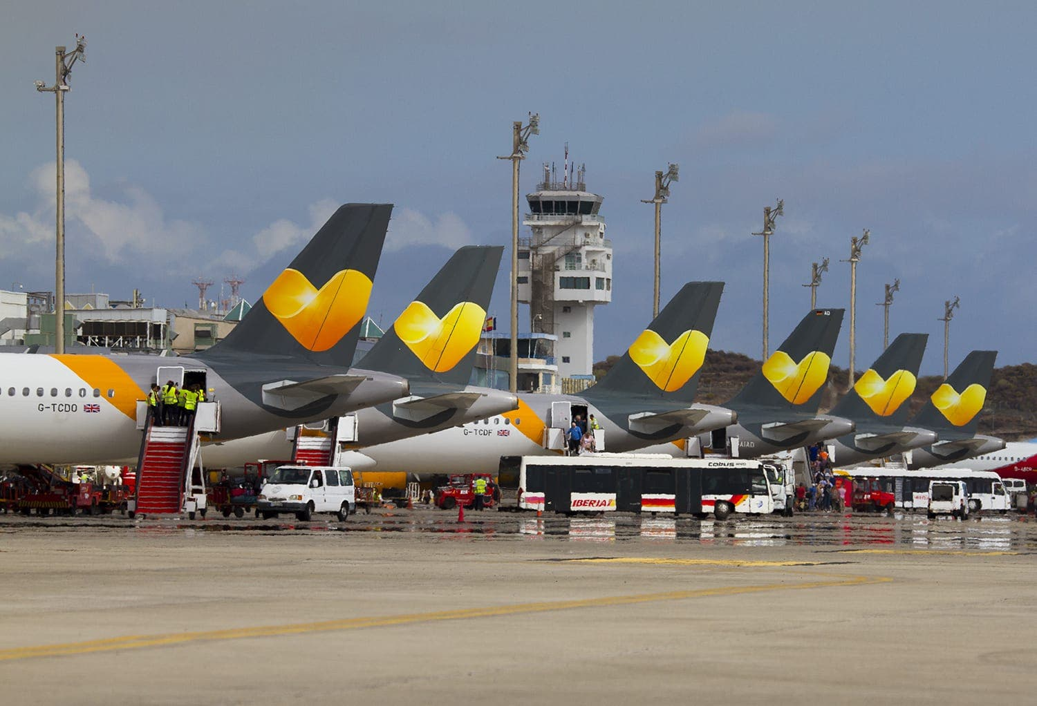 Thomas Cook Airlines Aircraft