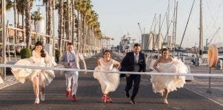 Wedding Race