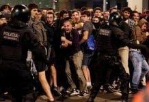 Batrcelona Violenece