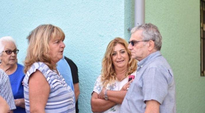 Pepe At A Hustings In Caleta