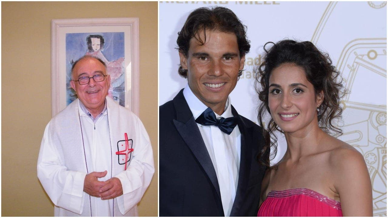 Rafael Nadal S Family Priest Reveals Real Rafa Ahead Of Tennis Star S Secret Marriage To Childhood Sweetheart In Spain S Mallorca Olive Press News Spain