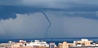 Tornado Cadiz