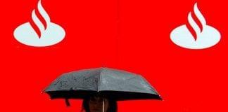 Brexit Santander Profits Drop