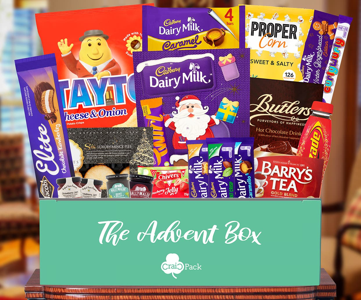 Craicpack Advent Box