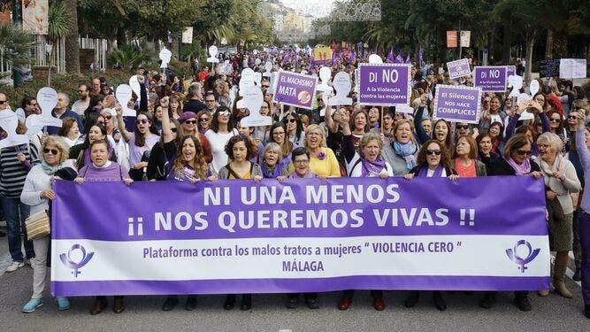 Manifestacion Violencia Genero Noviembre_1410769584_112769924_667x375