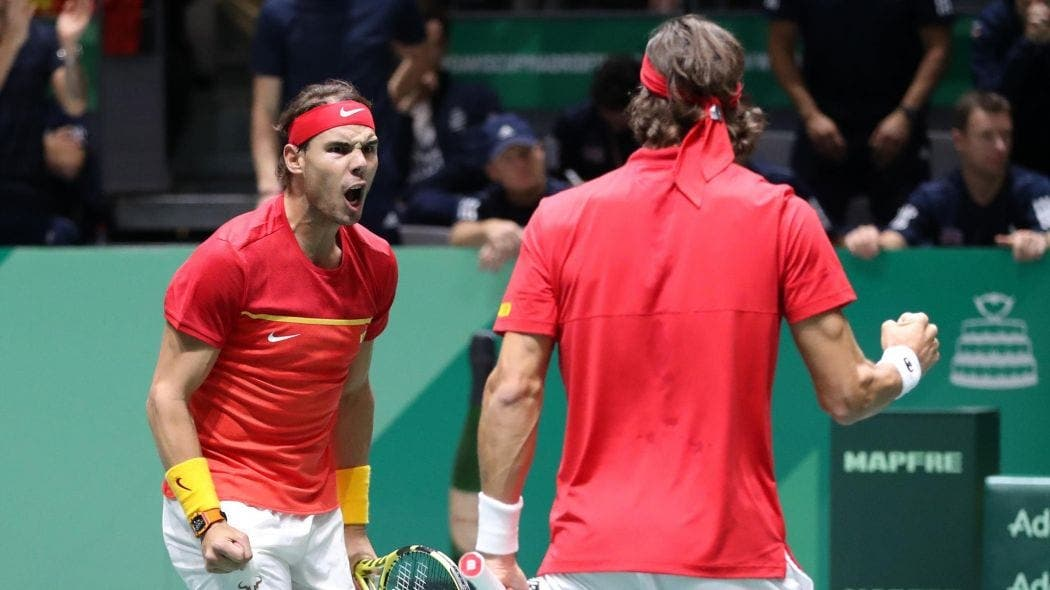 Nadal Davis Cup