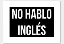 No Habla Ingles